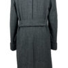 Goose Grey Great Coat Back