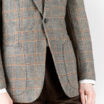 The Vintage Check Jacket