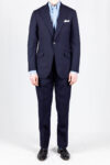 Navy Cool Wool Suit