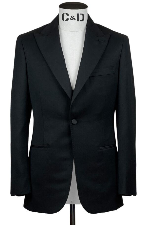 Black Barathea Dinner Suit