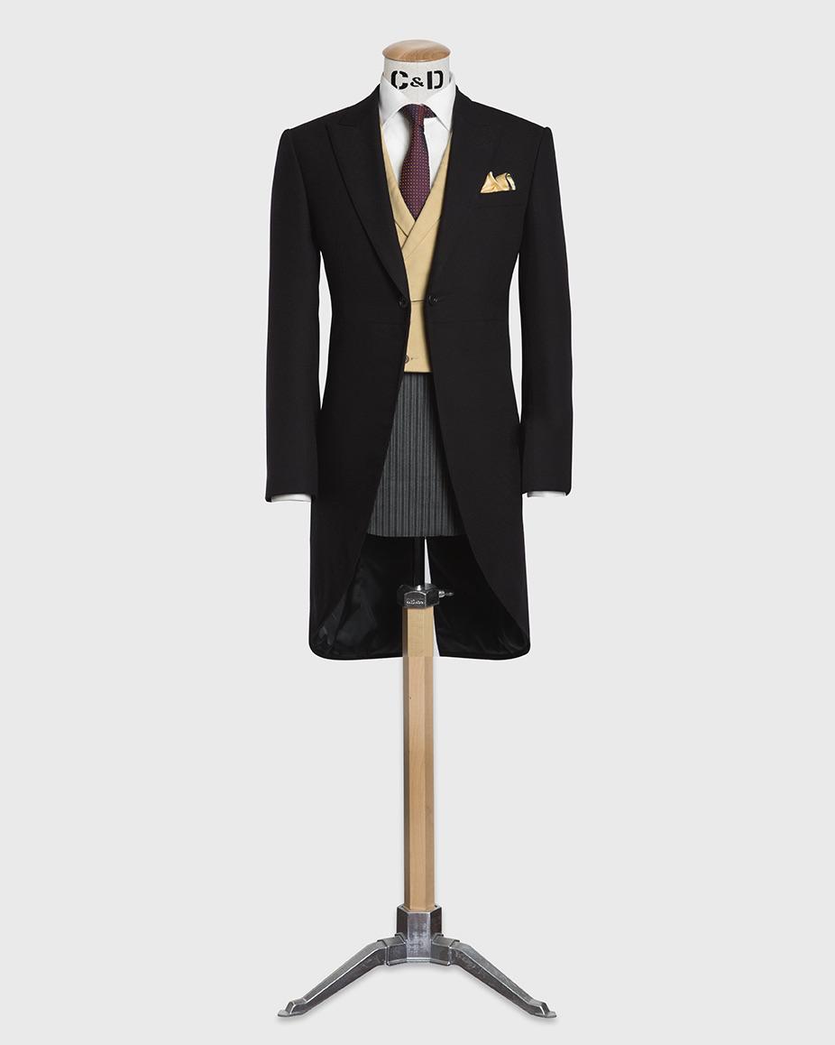 Wedding Suits on dummy