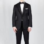 Black Dinner Suit