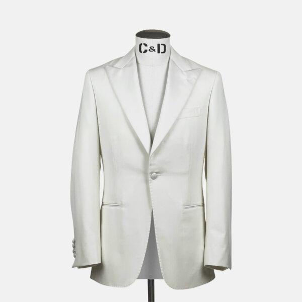 Off White Dinner Jacket