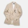 Ecru Linen Jacket