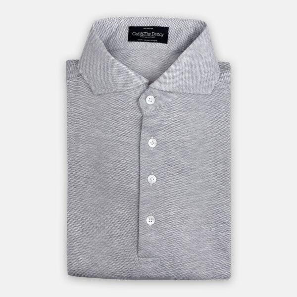 Light Grey Polo