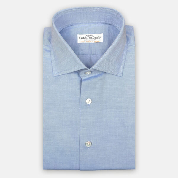 Sky Cotton Slim Fit Shirt
