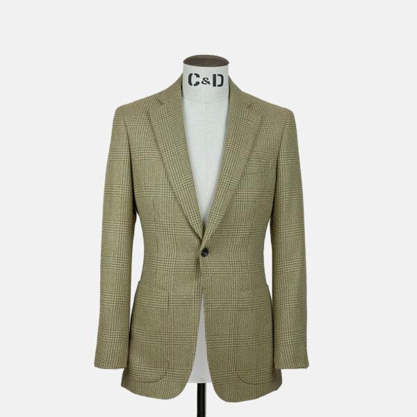 Golden Glen Jacket