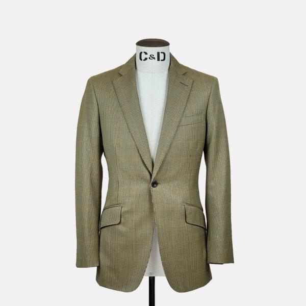 Lightweight Tweed Jacket