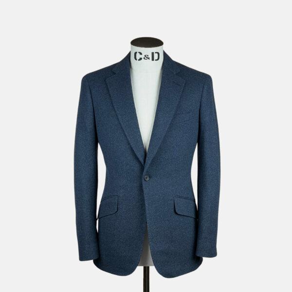 Stretch Cashmere Jacket