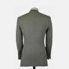 Olive Green Seersucker Jacket